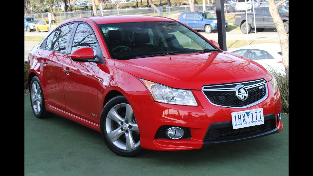 2011 Holden (Chevrolet) Cruze Series II Review