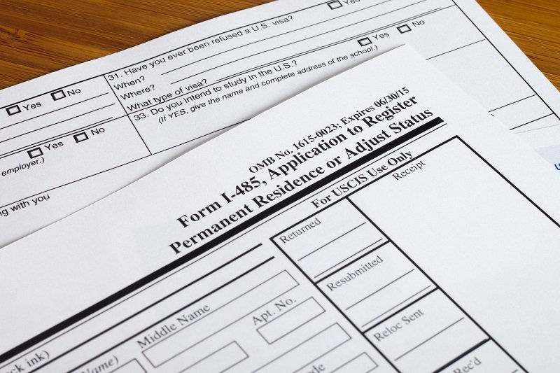 Supporting Documentation Required for the I-485 Immigration Form